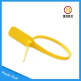 Tamper proof ISO 17721 shipping container plastic seal P101