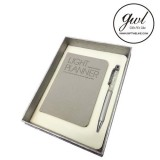Lowest Price Personalized Giveaways Item Mini Notebook With Pen In Set Gifts