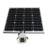 Solar Powered Network Camera