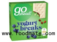 Go Ahead Blueberry Yoghurt