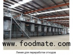 Epuipment to poduce animal fats,bone meal,vegetable oil,biodiesel,waste clay treatment