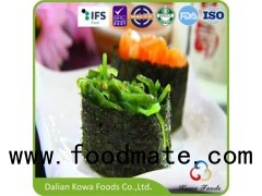 Hot sale Frozen Seasoned Seaweed Salad (Goma Wakame)
