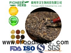 instant puer tea powder with good aroma and tasted