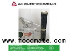 Automotive Carpet Protection Film Auto Carpet Adhesive Protective Film