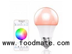 RGBW Smart LED Bulb