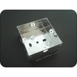 1 Gang Galvanized Metal Electrical Box