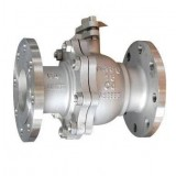 Super Duplex Stainless Steel Ball Valve