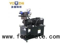 Energy-efficient Hydraulic Station