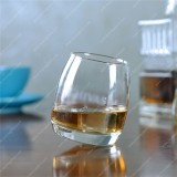 Rolling Whiskey Glass
