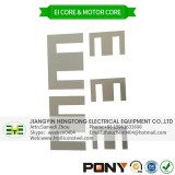 One Phase EIsilicon Steel Lamination Without Holes