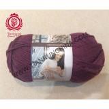 Meilleures ventes 100% Fils de tricot à laine / coton croché / Fils acryliques