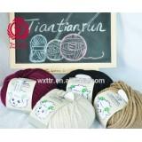 Filato per maglieria di lana per il poncho / mantello delle donne