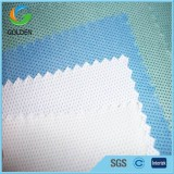 Medical Blue Color 3 Layer Spunbond Non Woven Fabric/sss Nonwoven Material For Surgical Cloth