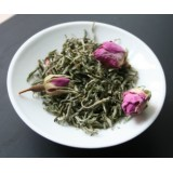 2017 New Chinese Organic Green Tea flower tea rose tea