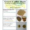 clear water soluble Green coffee bean extract for fat burner beverage
