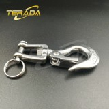Stainless Steel Clevis Safety Hook