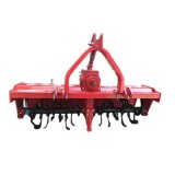 Agricultural Four Wheel Rotary Cultivator