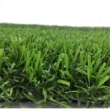 Non Filled Football Turf With Rubber Particles