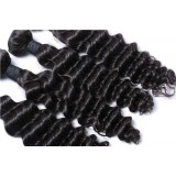 Brazilian Deep Wave Hair Weft