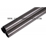 3K Twill Carbon Fiber Tube