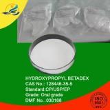 Oral Grade Hydroxypropyl Betadex