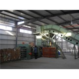 Full-automatic Hydraulic Water Paper Baling Press