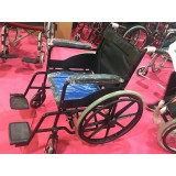Economic Aluminium Folding Wheelchair