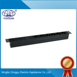 GERMANY PDU With 3 Lights Surge Protection