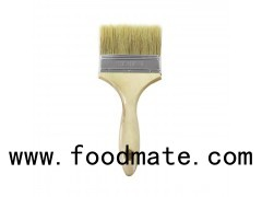Wooden Handle PET Hairs Paint Brush