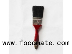 Wooden Handle Pig Bristle Paint Brush