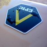 UV Resistant Stickers