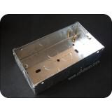 Double Gang Metal Switch Box