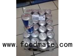 Austria RedBull drinks ready for Export