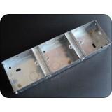 3 Gang Metal Electrical Back Box