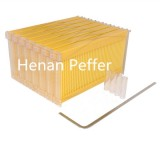 High quality self flow frames for bee hive cheap price