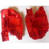 OEM ABS material CNC Rapid Prototype Mold Plastic Injection Parts