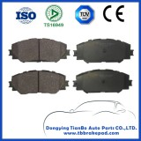 Auto Parts Brake Pad (RD888) For NISSAN RENAULT INFINITI