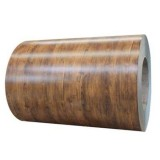 Wooden Pattern Prepainted Steel Coil For Dry Wall1