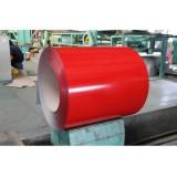 PPGI Full Hard Prepainted Galvanized Steel Sheet For Sandwich Panel Of Wall Body