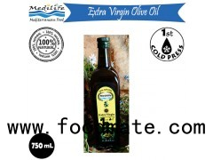 Extra Virgin Olive Oil in 750ml Marasca Dark Glass Bottle