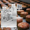 Moon cake machine