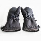 Men′s Winter Warm Fur Gloves