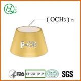 Cosmetic grade Methyl beta cyclodextrin,CAS NO.: 128446-36-6