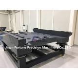Granite machine base according to customers' drawing