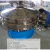 rotary vibrating screen for blood meal