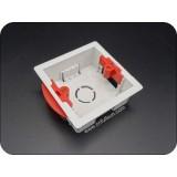 1 Gang PVC Dry Lining Box