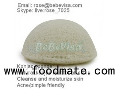 Collagen Konjac Sponge Anti-Wrinkle
