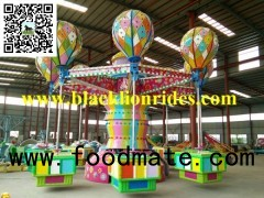 China manufacturer fun fair park games amusement equipment rides samba balloon for sale