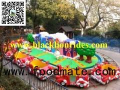 Amusement Park Rides Children Park Water Rides Fighting Shark Island Rides For Sale