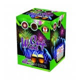 "Hot selling best effects 0.8"" 25s cakes fireworks"